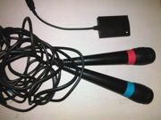 SingStar Mikrofone PlayStation