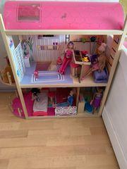 Barbie Haus aus Holz