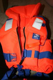 Kinder-Rettungsweste BEMA 20-30 kg mit