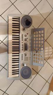 Yamaha PSR 275 Keyboard mit