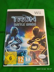Wii Spiel Tron - Battle Grids