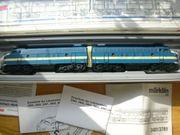 Märklin 3781 Diesellok Texas Pacific