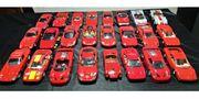 Modellautos nur Ferrari