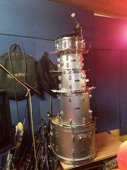 Gutes Drumset