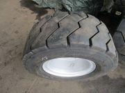 2 Stück Reifen Felge LKW