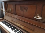 Antikes Klavier C Mand Jugendstil