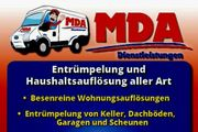 Wohnungsauflösung und Haushaltsauflösung Nürnberg