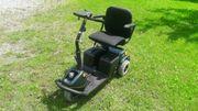 Elektro Rollstuhl E Scooter Elektromobil