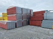 Gerüst 240qm Baugerüst Fassadengerüst 20x12m