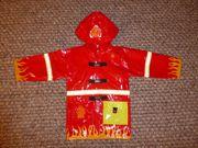 Regenjacke Feuerwehr Gr 104 110