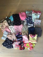 Kleidungspaket 110 116 Mädchen 30