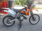 KTM 380 EGS 2T Rarität