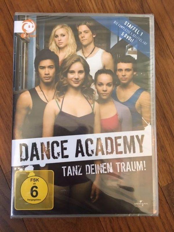 Dance Academy DVDs Staffel 1