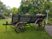 Leiterwagen Pferdefuhrwerkk von 1880 top
