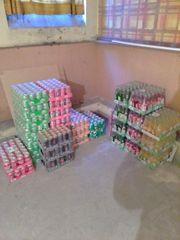 Tymbark Cola Fanta Sprite Energy