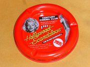 Marilyn Monroe 6 teiliges Aschenbecher