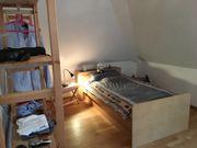 Schönes Zimmer für Pendler vollständig
