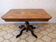 Sehr alter Intarsien Tisch