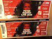 2 Karten für Peter Maffay