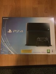 Playstation 4 Neu