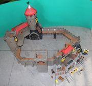 Playmobil Ritter rießige Löwenritterburg 4865
