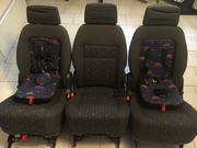3 Sitze für VW Sharan