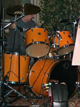 Drums, Percussion, Orff - Komplett Drum-Set Yamaha DP-Serie
