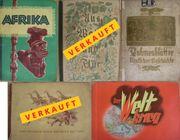Alte Bildsammelbände - Afrika - Geschichte - Weltkrieg