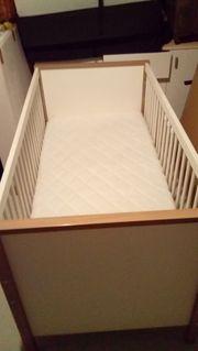1 Kinderbett von PAIDI komplett