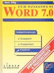 WORD 7 0 für Windows