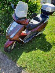 Honda Motorolle Panthean 125ccm zu
