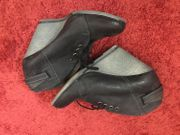 Schuhe Größe 38 Leder