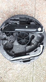 Bordwerkzeug VW Audi Styroporteil mit