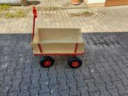Bollerwagen Kinderbollerwagen von Pucky luftbereift