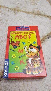 Spiel Kennst du das ABC