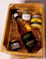 Geschenkkorb Geschenkbox Altlaender Frühstück Feinkost