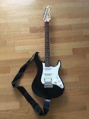 E-Gitarre Marshall Verstärker