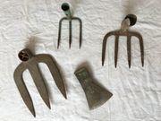 Aufsatz Gartenwerkzeuge ohne Stiel Beil
