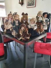 Hochwertige Puppen