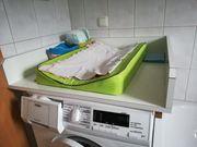 Wickelauflage Waschmaschine