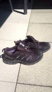 Salomon Goretex Schuhe Gr 42