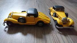 Bild 4 - 2x Mercedes 540K 1936 Maßstab - Bruchsal Büchenau