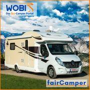 Wohnmobil mieten - Ab 119 EUR