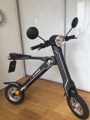 K1 Hammer E-Scooter E-Roller mit
