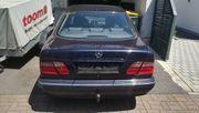 Mercedes E Klasse Diesel in