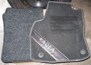 Astra H - 2 Textilfußmatten vorne