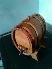 Deko-Holzfass hochwertige Arbeit