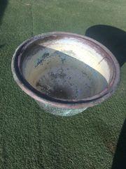 Kupferkessel Waschzuber
