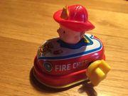YONE Fire Chief Blechspielzeug