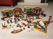 Playmobil Cowboy Set